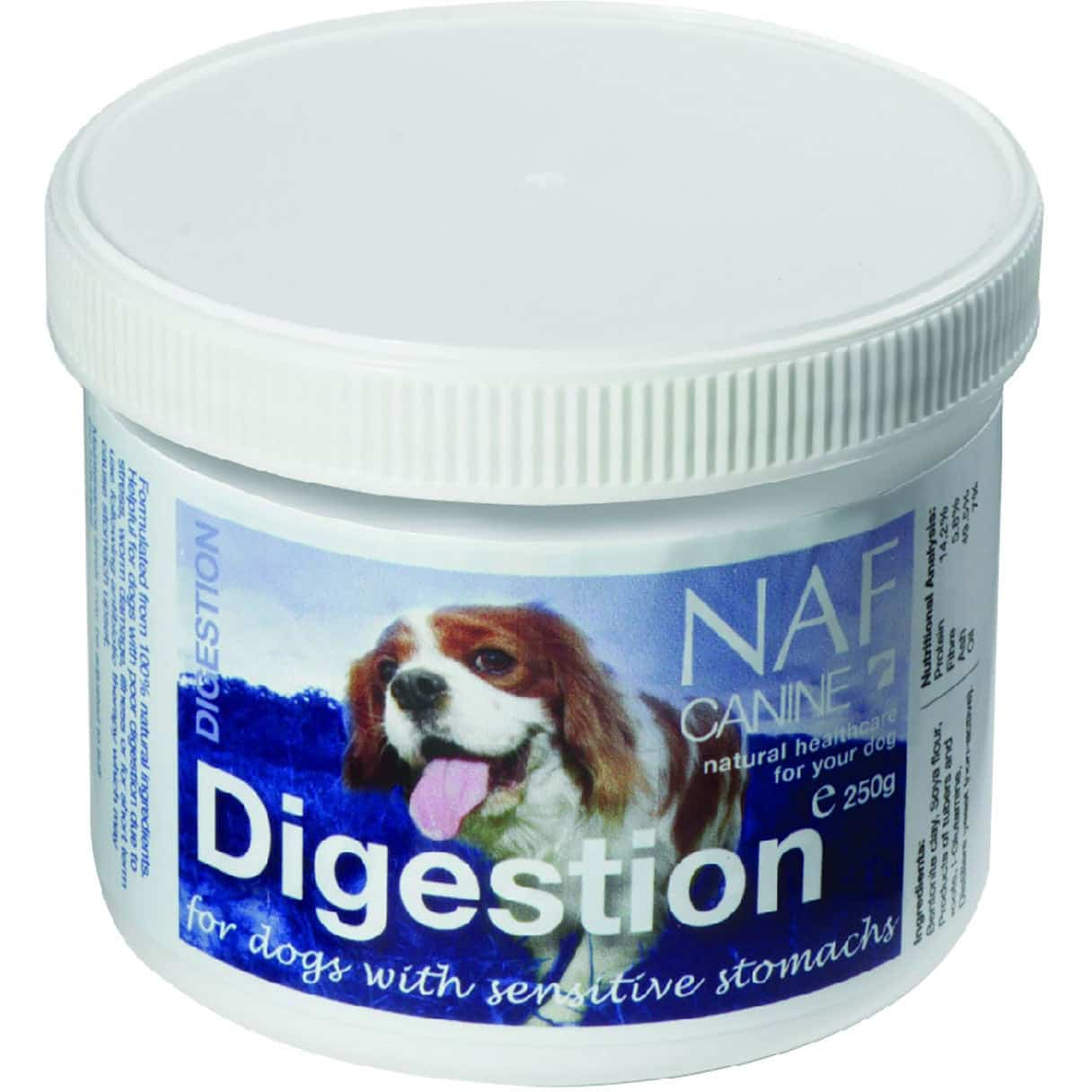 Complément alimentaire pour chiens NAF Canine Digestion 250g from Rideaway